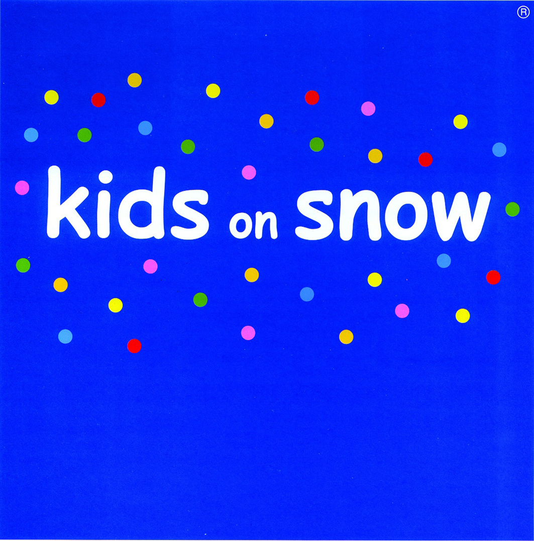 kids on snow